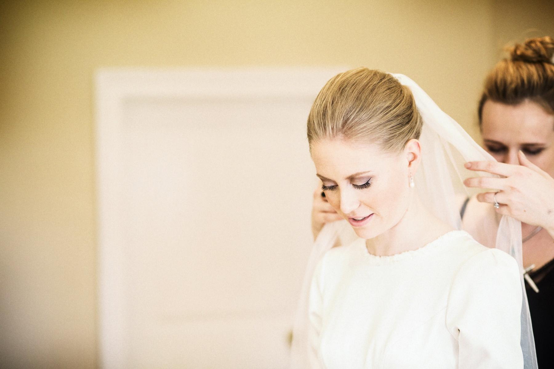 Bride Sandra