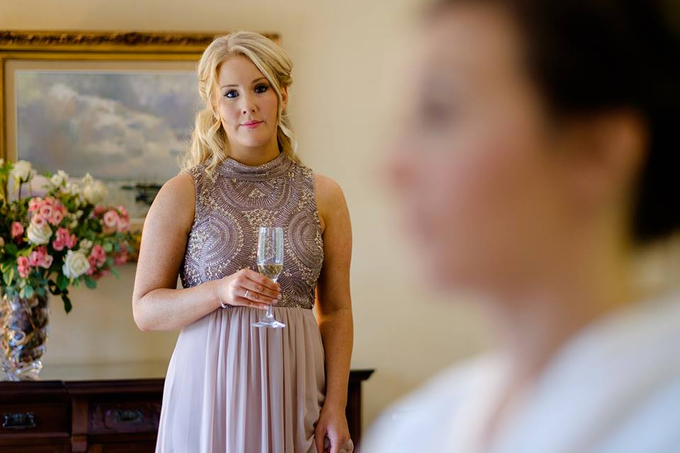 Bridesmaid Admiration