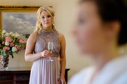Bridesmaid Admiration