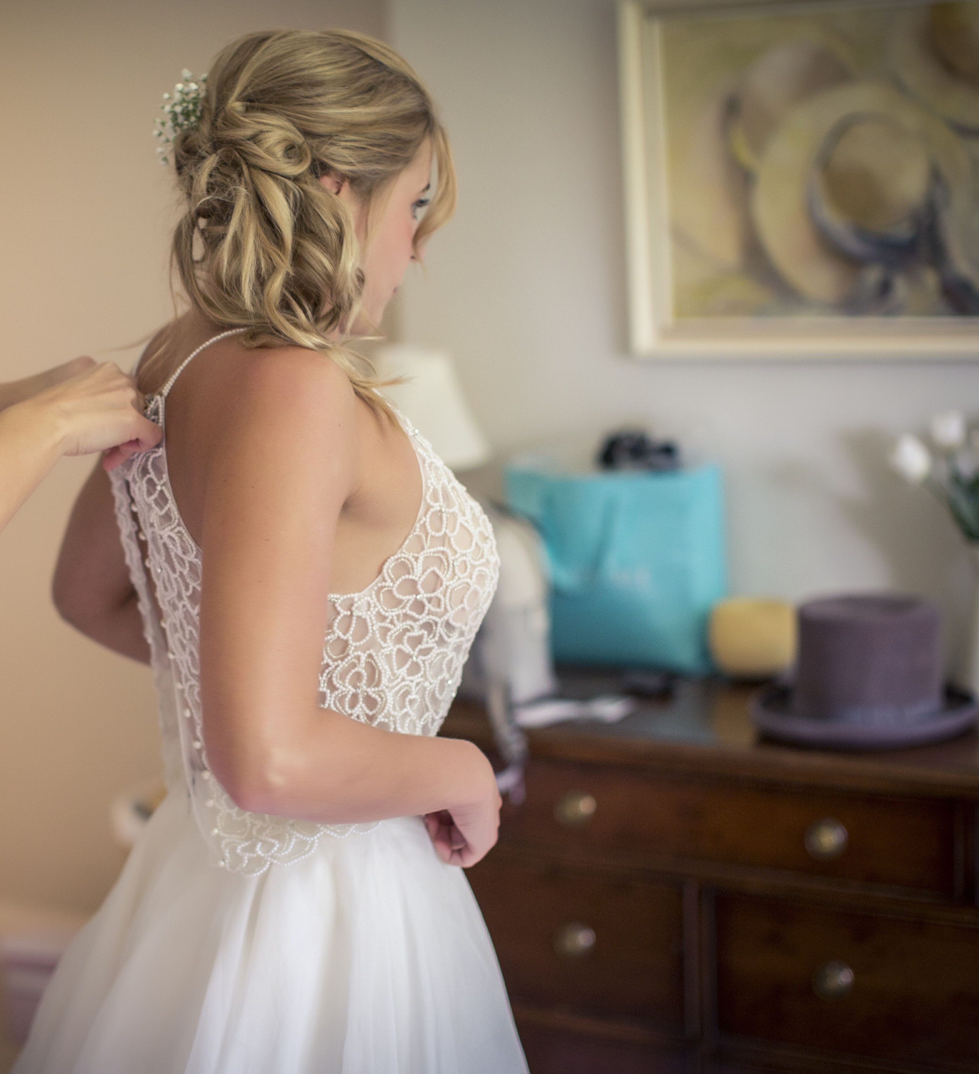 Bride Fiona