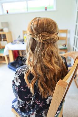 Boho Chic Hair Design