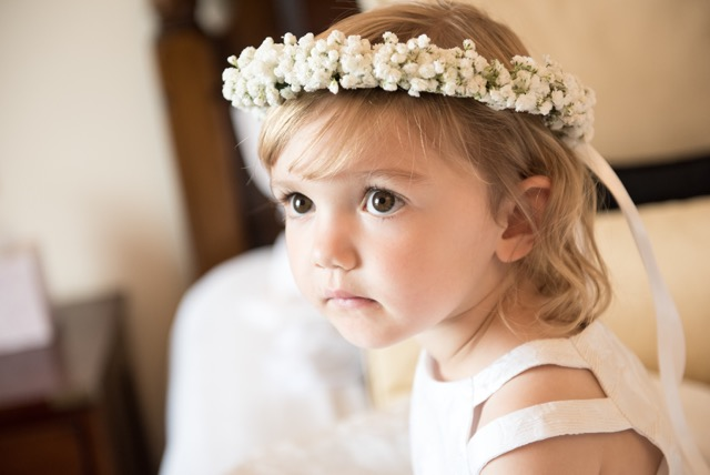 Flower Girl Goals