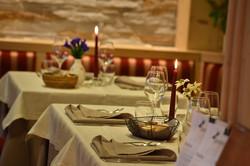 Menù Cena - Dinner Menu