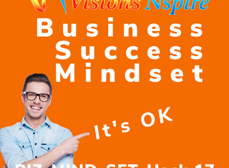 THE BIZ MINDSET HACKS - DAY 17 - No Goals? It's OK