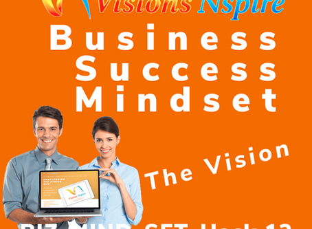 THE BIZ MINDSET HACKS - DAY 12 - A Vision of Worth