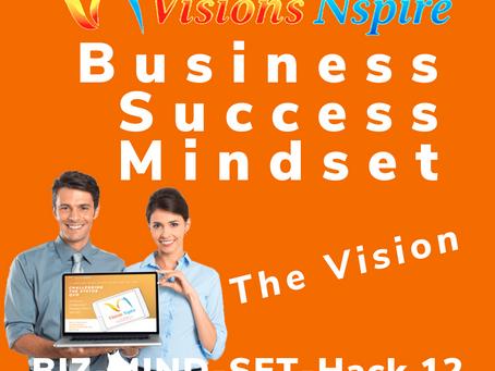 THE BIZ MINDSET HACKS - DAY 12 - A Vision of Worth