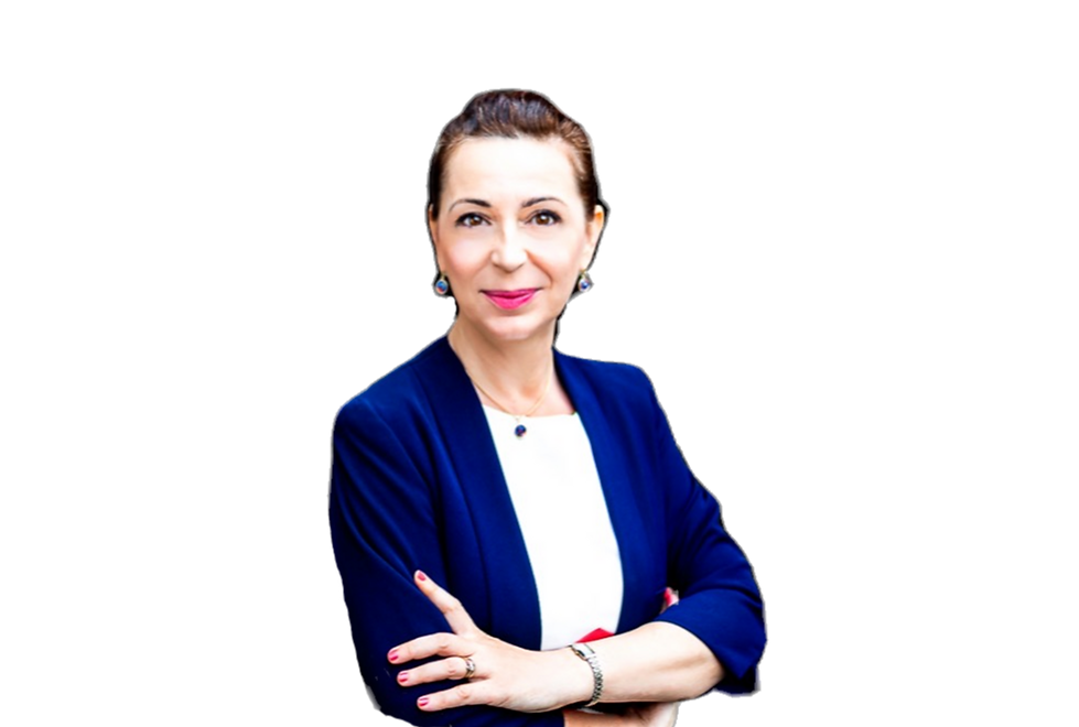 Visions Nspire - International Business Strategist Antonina Manev