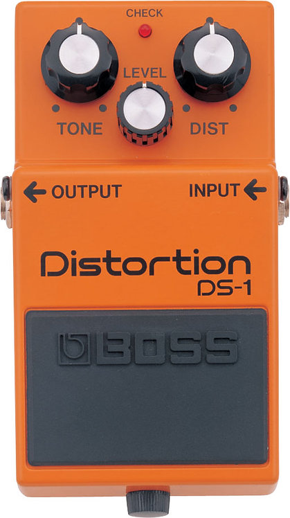 BOSS PEDAL DS-1