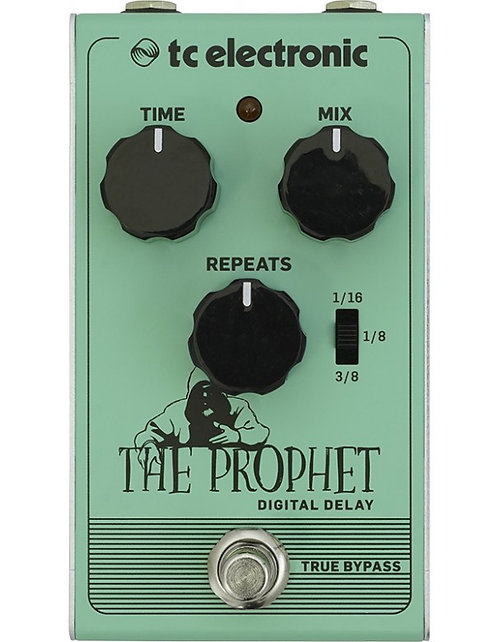 TC PEDAL PROPHET DELAY
