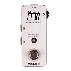 MOOER PEDAL MAB1 ABY MKII
