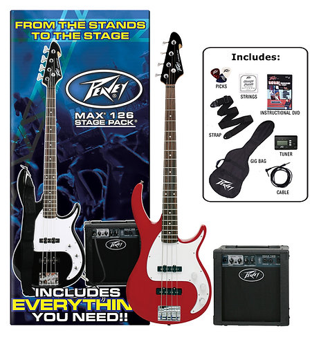 PEAVEY BASS PACK REI