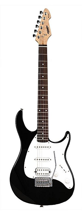 PEAVEY GUITAR RAPTOR STA BLACK