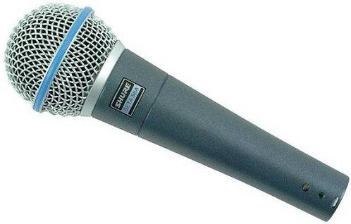 SHURE  MICROPHONE BETA 58 A