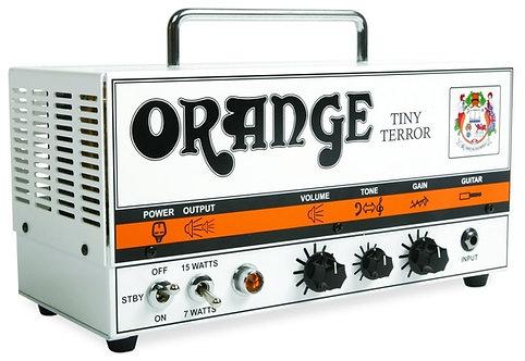 ORANGE TINY TERROR  / USED