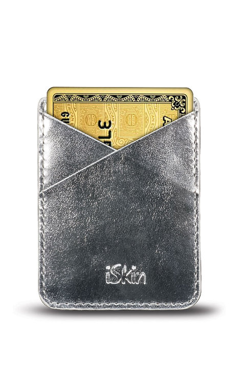 iSkin Pockets Card Holder for iPhone