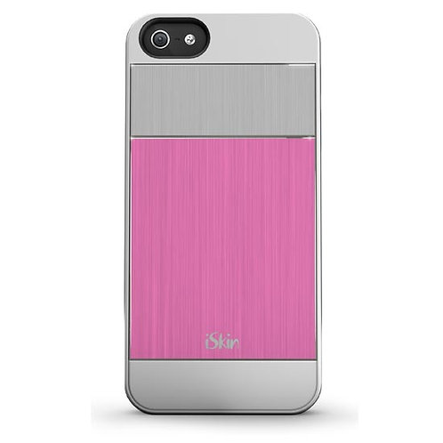 iSkin Aura for iPhone 5/5S/SE - Pink
