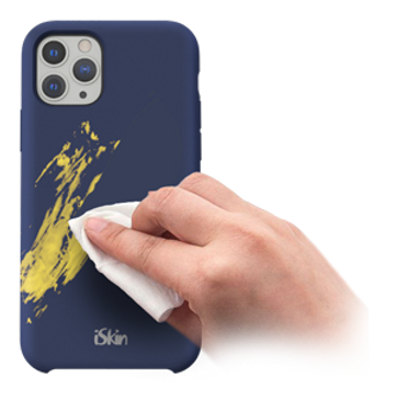 self cleaning case