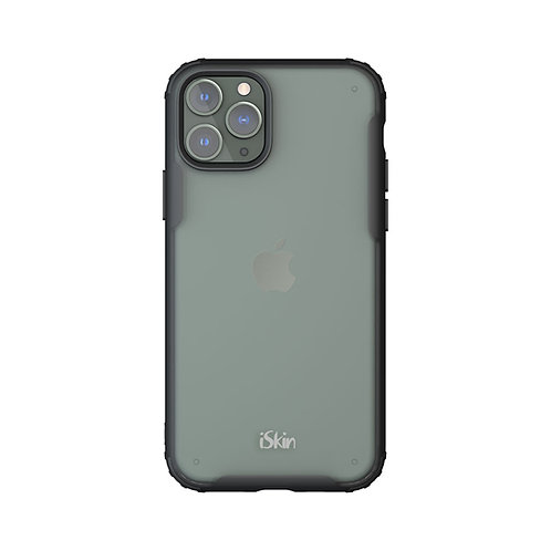 Black iSkin aura for iPhone 11 Pro Midnight Green