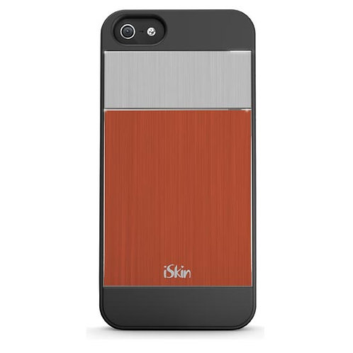 iSkin Aura for iPhone 5/5S/SE - Orange