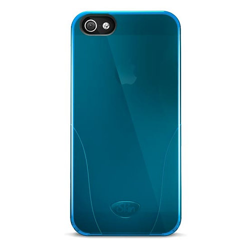 iSkin Solo for iPhone 5/5S/SE - Blue