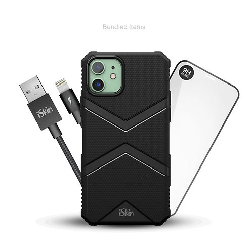 iSkin Exo Bundle for iPhone 11