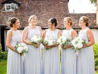 Bridesmaids hair and makeup by Kirsty Fraser hair and makeup artist