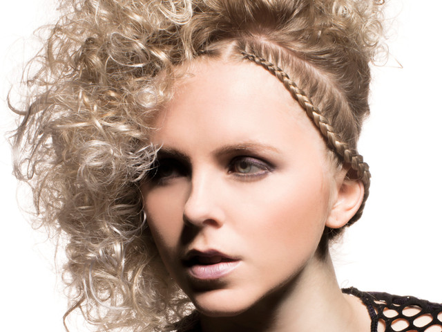 Photographic work by Kirsty Fraser hair and makeup artist