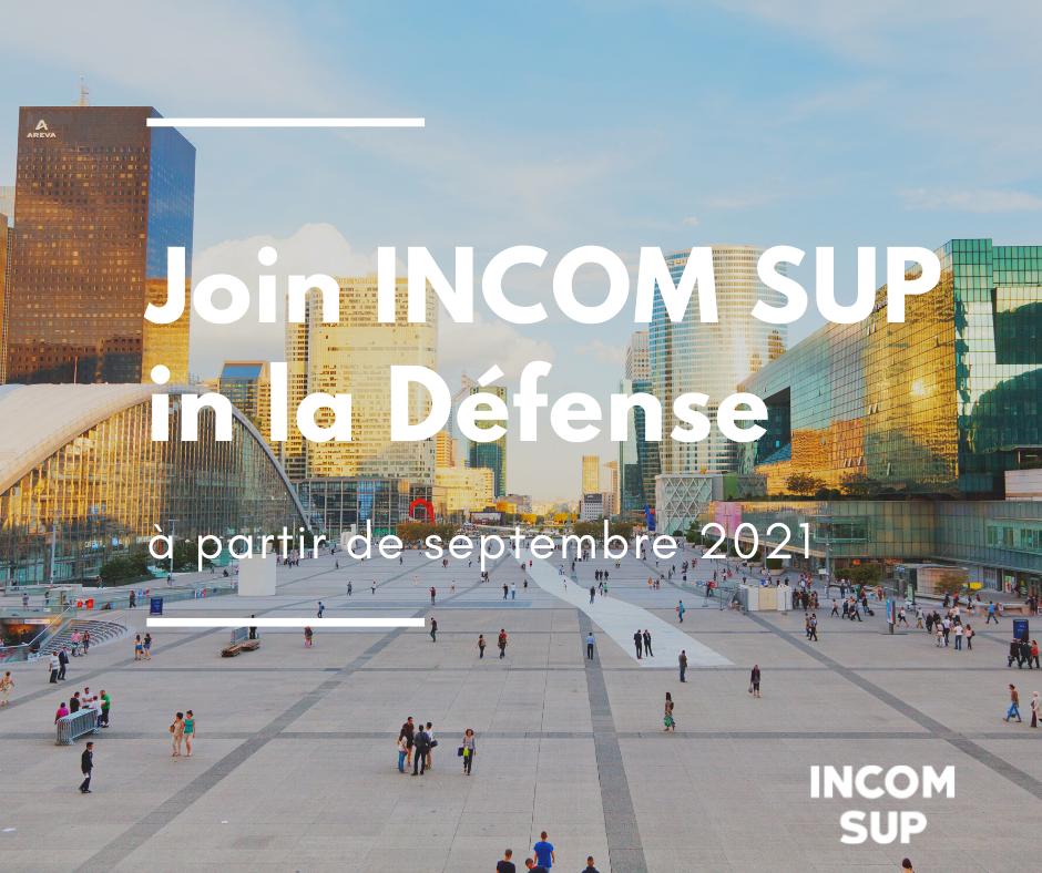 Join us in La Défense