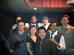 The JCJC w/The Big Butter Jazz Band