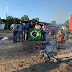 Ile de France Lamb BBQ