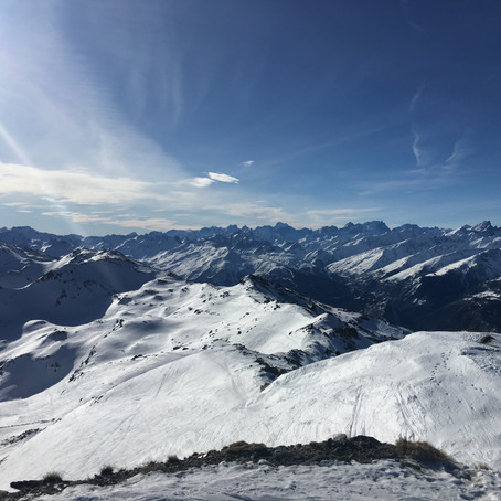 On Mountains