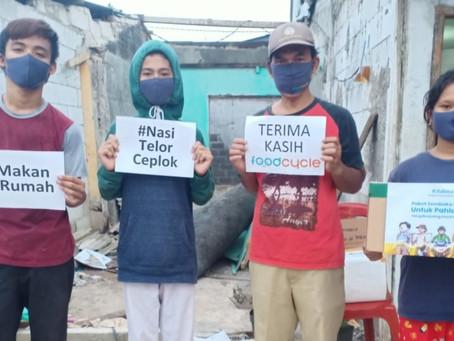 #NasiTelorCeplok: Kampanye FoodCycle Agar Masyarakat Bisa #MakanDirumah