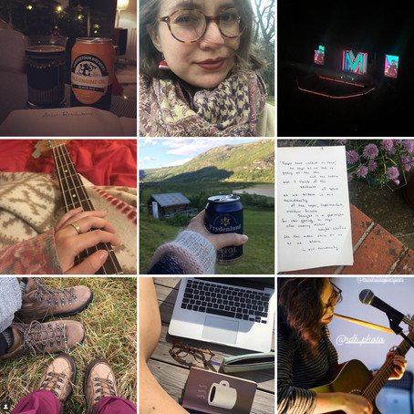 Writing, Music and Friendship - 2019 in Review