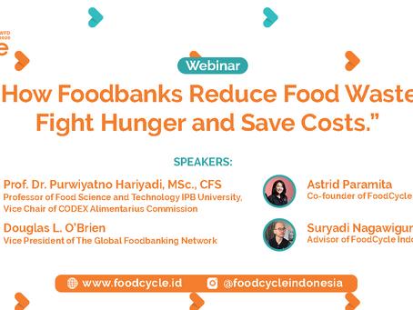 Sambut Hari Pangan Sedunia, FoodCycle Kampanyekan Isu Food Waste
