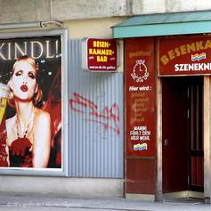 Besenkammer-Bar