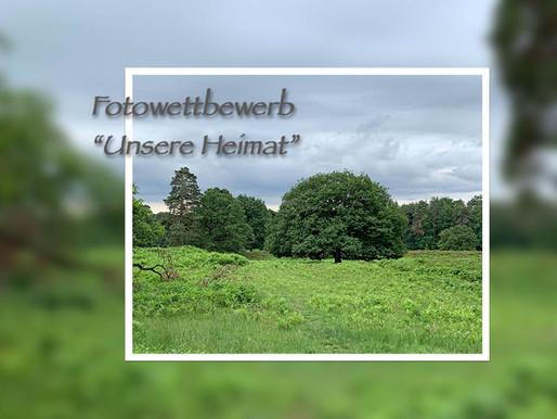 """Fotowettbewerb """"unsere Heimat"""""""