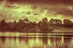 Stille am Rotter See