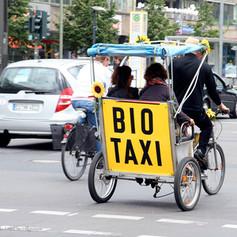 BIO-Taxi :-)