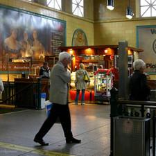 U-Bahnhof Berlin Wittgenbergplatz