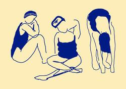 nadadoras