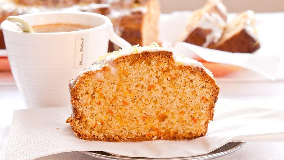 Диетический морковный пирог рецепт с фото