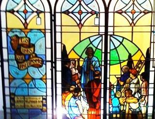 Hale Memorial Window