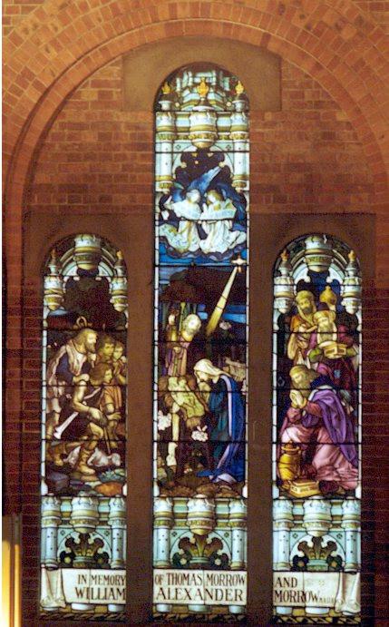 Morrow Memorial Window
