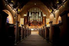 Pipe Organ Saint Andrew's Uniting Church Brisbane City