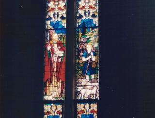Peter Tait Memorial Window