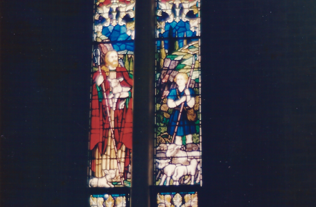 Peter Tait Memorial Window