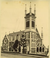 The Old Wickham Church Brisbane