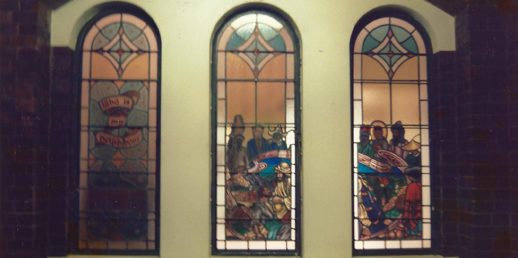 Vann Memorial Window