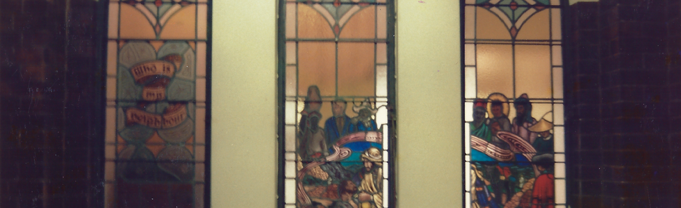 Vann Memorial Window
