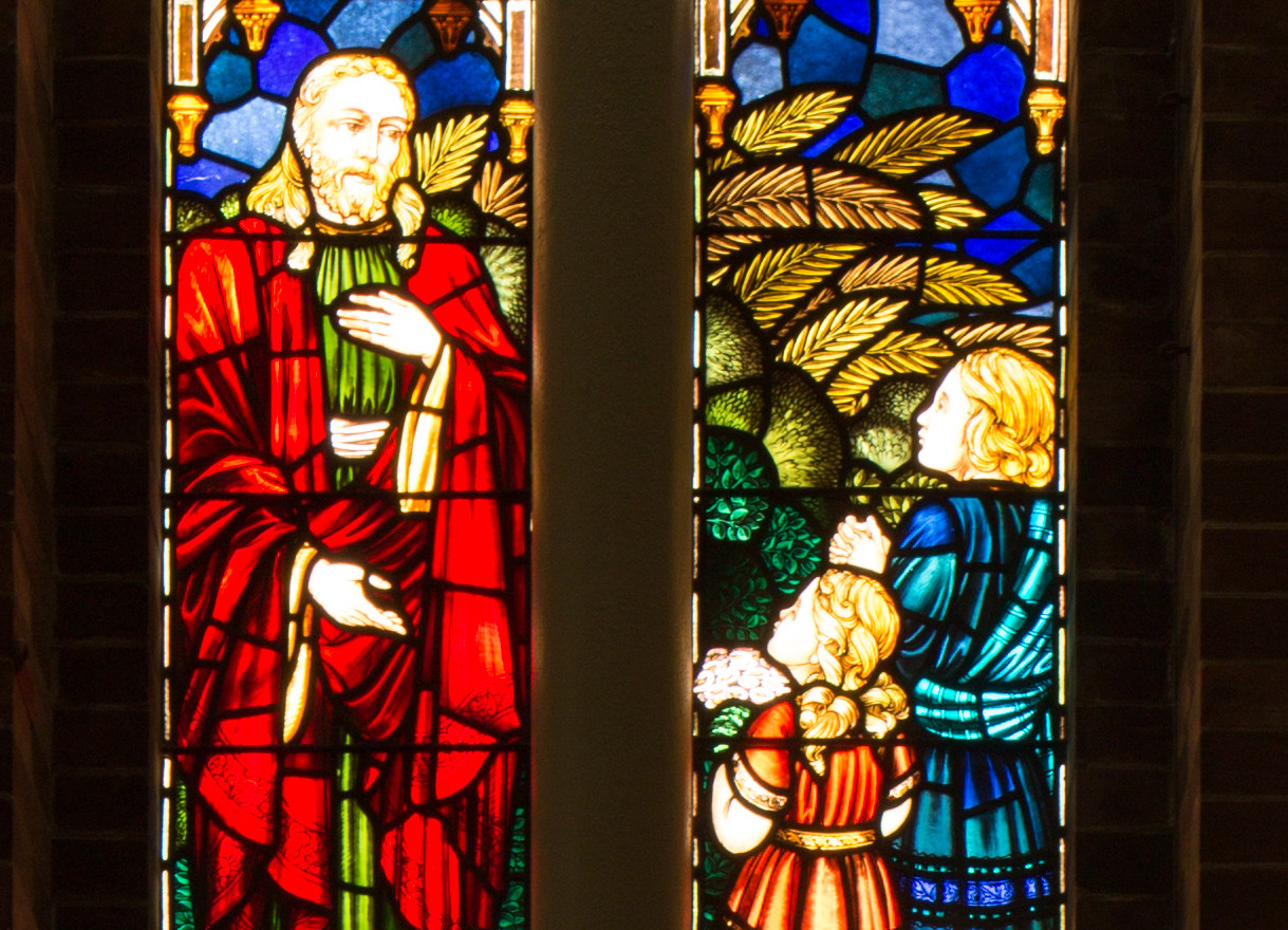 John Campbell Memorial Window